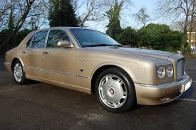 Bentley Arnage R 6.8 V8 Twin Turbo