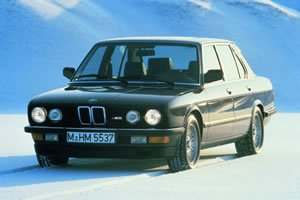 BMW 5 Series M5 E28 - [1985] image