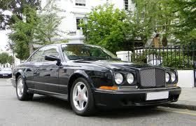 Bentley Continental T 6.8 V8 Turbo