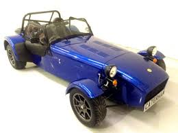 Caterham 7 Superlight R400 - [2003] image
