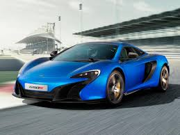 McLaren 650S 3.8 V8 Twin Turbo