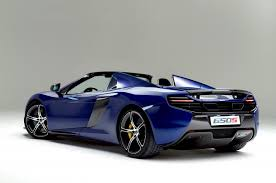 McLaren 650S Spider 3.8 V8 Twin Turbo