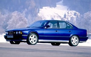 BMW 5 Series M5 E34 - [1992] image