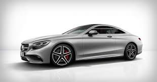 Mercedes S Class 63 Coupe 4Matic
