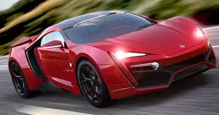 W-Motors Lykan HyperSport 3.7L Twin Turbo