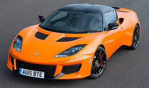 Lotus Evora 400 3.5 V6 Supercharged