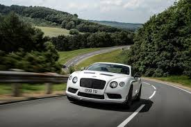 Bentley Continental GT3-R 4.0 V8 Turbo
