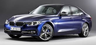 BMW 3 Series 335d xDrive F30 LCI