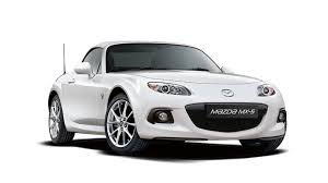 Mazda MX5 2.0i Roadster Coupe