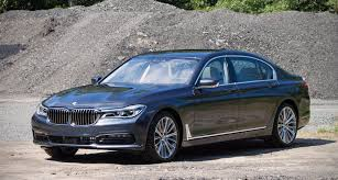 BMW 7 Series 750i xDrive 4.4 V8 Twin Turbo