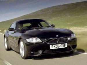 BMW Z4 3.2 M Coupe 2d