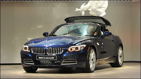 BMW Z4 35i sDrive 2d