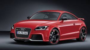 Audi TT RS plus 2.5 Coupe - [2012] image