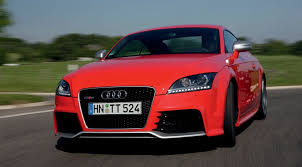 Audi TT RS 2.5 Coupe Quattro