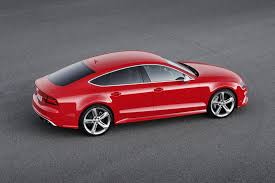 Audi A7 RS7 4.0 V8 Turbo Sportback