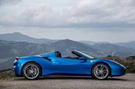 Ferrari 488 Spider 3.9 V8 Turbo