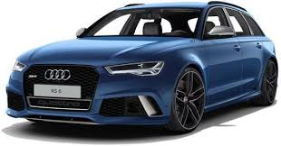Audi A6 RS6 Avant 4.0 Turbo - [2014] image