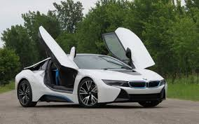 BMW i8 1.5 Turbo Hybrid I12