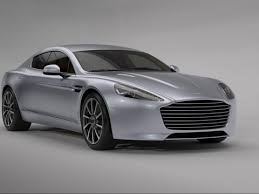 Aston-Martin Rapide S 6.0 V8 Shadow Edition
