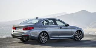 BMW 5 Series 540d xDrive G30 - [2017] image