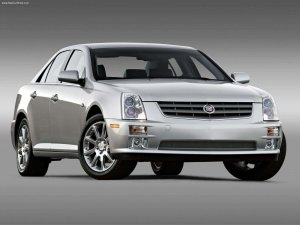 Cadillac STS 4.6 V8 Sport Luxury