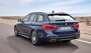 BMW 5 Series 54.d xDrive Touring G31 - [2017] image