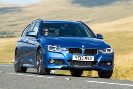 BMW 3 Series 335d xDrive LCI Touring F31