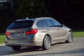 BMW 3 Series 340i Touring F31 LCI