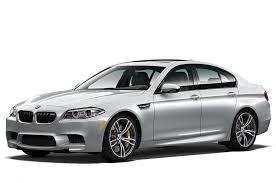 BMW 5 Series M5 Pure Metal Silver Edition F10 - [2015] image