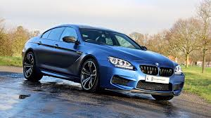 BMW 6 Series M6 Gran Coupe Competition Package F06