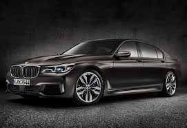 BMW 7 Series M760Li xDrive G12