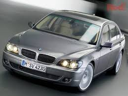 BMW 7 Series 750i 4.8 V8 E65 - [2005] image