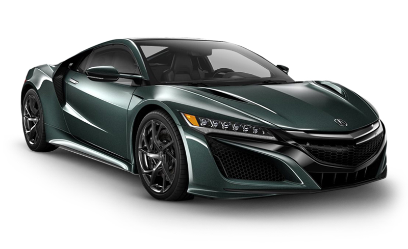 Honda NSX 3.5 V6 Turbo Petrol Electric Hybrid