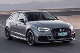 Audi 0 60 >> 0 60 Mph Audi A3 Rs3 Sportback 2 5 Turbo 2017 Seconds Mph And
