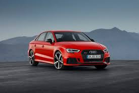 Audi A3 RS3 Saloon 2.5 Turbo - [2016] image