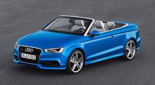 Audi A3 S3 2.0 Turbo Convertible