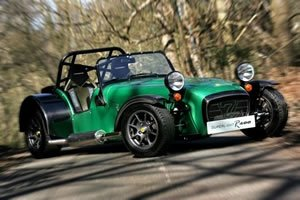 Caterham 7 Superlight R400 - [2006] image