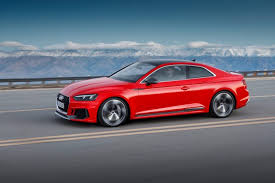 Audi A5 RS5 2.9 V6 Turbo Coupe