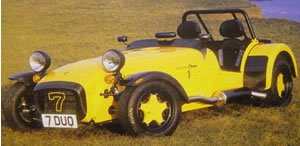 Caterham 7 Superlight R500 - [2000] image