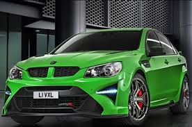 Vauxhall-Opel VXR8 GTS-R Automatic - [2017] image