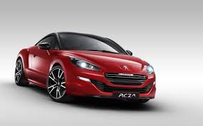 Peugeot RCZ R 1.6 Turbo