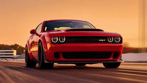Dodge Challenger SRT Demon 6.2 V8