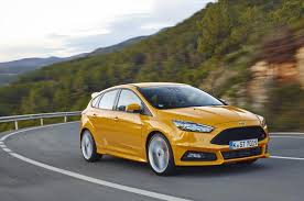 Ford Focus 2.0 ST-2 TDCi 185PS