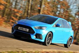 Ford Focus RS 2.3 Mountune FPM375
