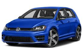 Volkswagen-VW Golf R 2.0 Turbo - [2017] image