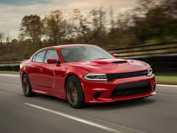 Dodge Charger SRT Hellcat 6.2 V8