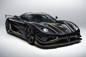 Koenigsegg Agera RS 5.1 V8 Twin Turbo