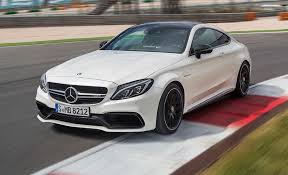 Mercedes C Class 63 AMG Coupe