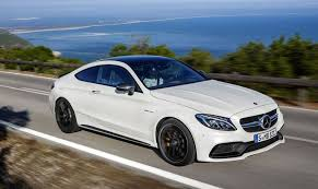Mercedes C Class 63 S AMG Coupe