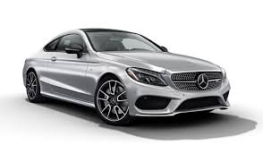 Mercedes C Class 43 AMG Coupe